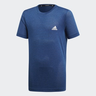 Textured T-Shirt Collegiate Navy / Collegiate Royal / Black DV1376