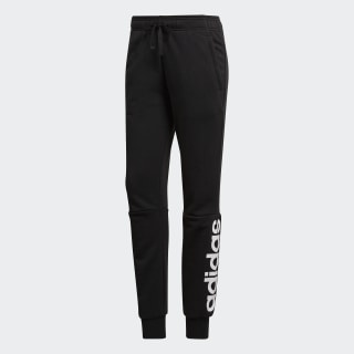 Pants Essential Linear Cuffed BLACK/WHITE S97154