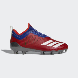 Adizero 5-Star 7.0 Philadelphia Low Cleats Power Red / Running White / Mystery Ink AC8241