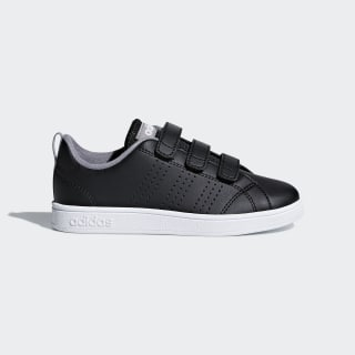 VS Advantage Clean Shoes Core Black / Core Black / Grey Three DB1822