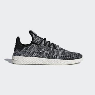 Pharrell Williams Tennis Hu Primeknit Shoes Core Black/Ftwr White CQ2630