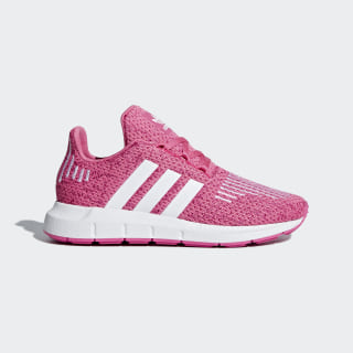 Tenis SWIFT RUN C SEMI SOLAR PINK/FTWR WHITE/SEMI SOLAR PINK B37116