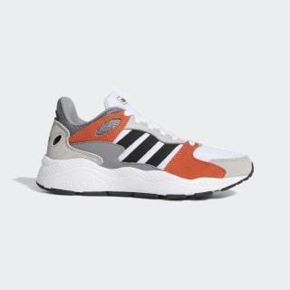 Crazychaos Shoes Cloud White / Core Black / True Orange EF3655