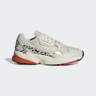 Zapatillas FALCON W off white/core black/shock pink EG2675