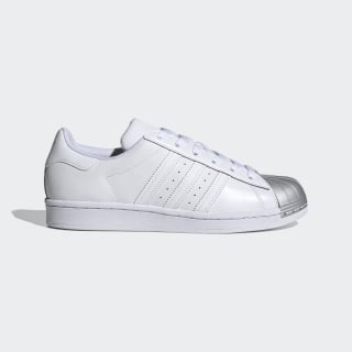Superstar Schuh Cloud White / Cloud White / Silver Metallic FX4747
