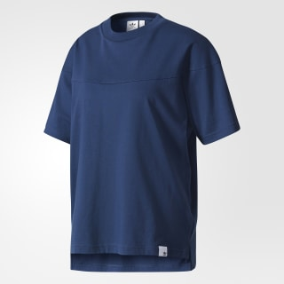 T-shirt XBYO Mineral Blue CE7623
