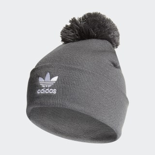 Adicolor Bobble Beanie Grey Five ED8720