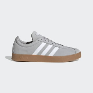 VL Court 2.0 Shoes Grey Two / Cloud White / Cloud White EE6803