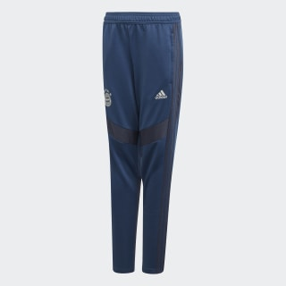 FC Bayern Training Tracksuit Bottoms Night Marine / Trace Blue DX9172