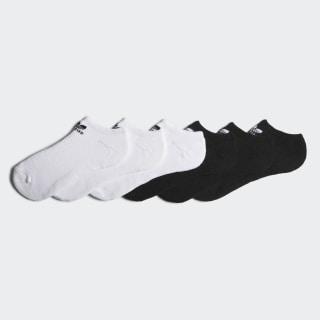 Trefoil Socks 6 Pairs White CH7710