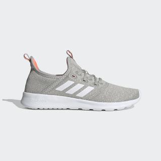 Cloudfoam Pure Schuh Metal Grey / Chalk White / Signal Coral EG3845