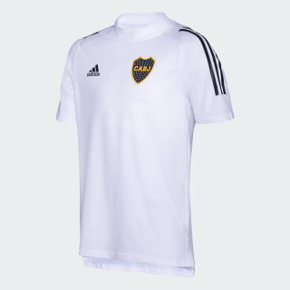 Remera Boca Juniors  White EW5124