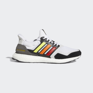 Sapatos Ultraboost S&L Pride Cloud White / Core Black / Gold Metallic FY5347