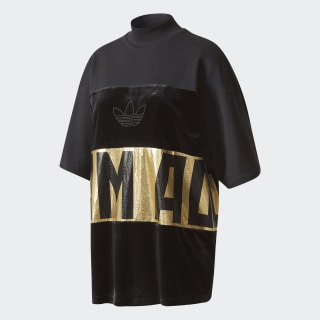 Camiseta Oversize Sweater BLACK BR0308