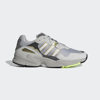 Yung-96 Shoes Silver Met. / Grey One / Gold Met. DB3565