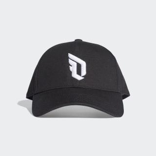 Gorra LILLARD CAP black/white EC2135