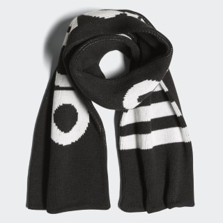 Scarf Black / White D98954