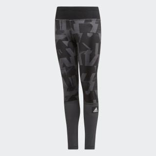 Calça Legging Grey Six / Black / Black DV2734