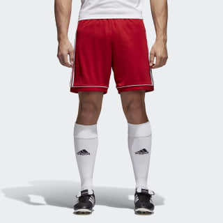 Shorts Squad 17 para Fútbol POWER RED/WHITE BK4769