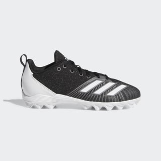 Adizero Spark Molded Cleats Core Black / Cloud White / Night Metallic BB7713