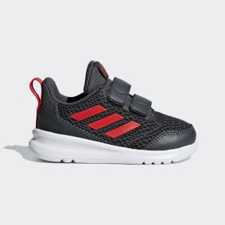 AltaRun Schuh Grey Six / Active Red / Grey Six BD8001