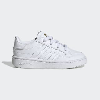 Tenis Team Court Cloud White / Cloud White / Core Black EF6827