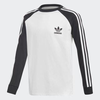 Camiseta California White / Black / White DM4452