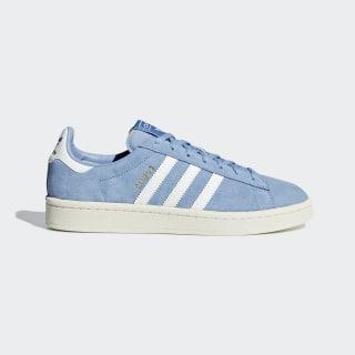 Zapatillas CAMPUS W ASH BLUE S18/CLOUD WHITE/CREAM WHITE B37936