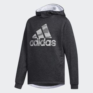 Sweat-shirt à capuche Climawarm Black EC9257