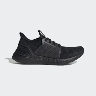 Tênis Ultraboost 19 Core Black / Core Black / Solar Orange EF1345