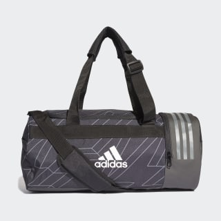 Core Duffelbag Black / Grey Four / White CY7009