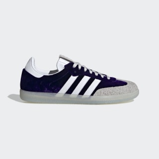 Samba OG Shoes Collegiate Purple / Cloud White / Grey One DB3011