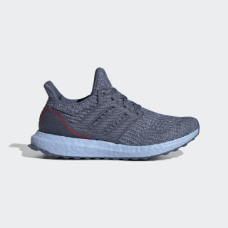 Ultraboost Shoes Tech Ink / Glow Blue / Scarlet EF0926