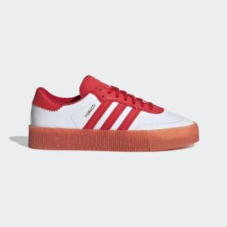 Zapatilla SAMBAROSE Fiorucci Red / White / Red G28913