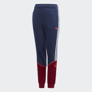 Pantalón Outline Night Indigo / Collegiate Burgundy / White FM4472