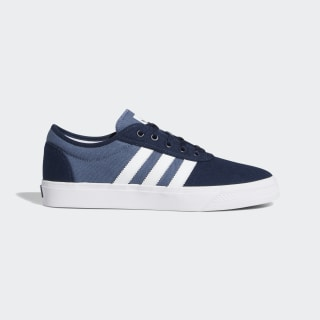 Tenis Adiease Collegiate Navy / Cloud White / Tech Ink EE6116