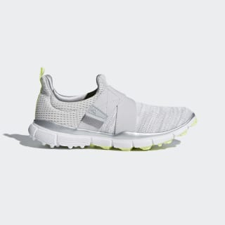 Climacool Knit Shoes Grey One / Cloud White / Semi Frozen Yellow F33687
