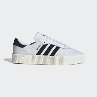 SAMBAROSE Shoes Ftwr White / Core Black / Gold Met. F34239