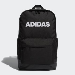 Classic Badge of Sport Backpack Black / White DW4268