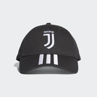 Gorra 3 Rayas Juventus BLACK/WHITE CY5558