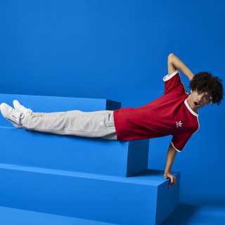 Trefoil Pants Medium Grey Heather DV1540