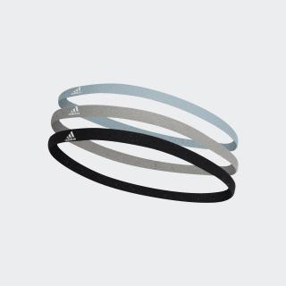 Boîte de 3 bandeaux Black / Multi Solid Grey / Ash Grey DU3270