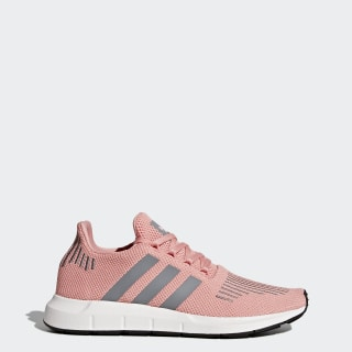 Calzado Swift Run Trace Pink / Grey Three / Crystal White CG4139