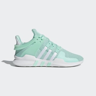 Tenis EQT SUPPORT ADV W CLEAR MINT/FTWR WHITE/HI-RES AQUA B37538
