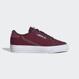 Chaussure Continental Vulc Maroon / Cloud White / Collegiate Burgundy EF9317