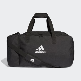 Tiro Duffel Medium Black / White DQ1071