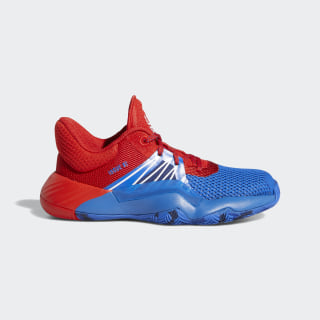 D.O.N. Issue #1 Shoes Blue / Red / Cloud White EF2936
