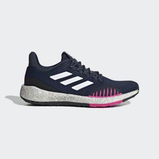 Tenis para correr Pureboost HD Winter Collegiate Navy / Cloud White / Shock Pink EF8909