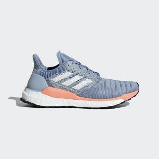 Solar Boost Shoes Raw Grey / Cloud White / Chalk Coral BB6603