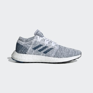 Zapatillas Pureboost Go Cloud White / Legend Marine / Cloud White B75823